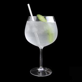 Calici Ballon Gin 86 cl Trasparente Drink Safe , confezione 6pz.