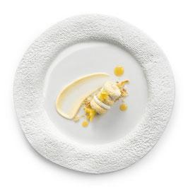 TAFFONI PLATE GLOSS / MATTE 26 CM , 1PZ.