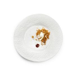 TAFFONI PLATE GLOSS / MATTE 14 CM , 1PZ.