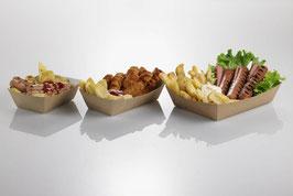 vaschetta da fritti , dimensioni 25,6x16,7x4