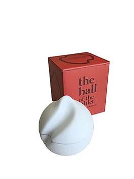 The Ball Matt outside glazed inside (7x7x7,7cm) , 1PZ.
