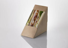 sandwich box , dimensioni 12,3x7,2x12,3