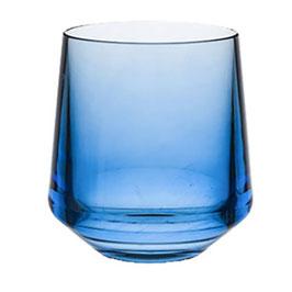 Elite Blue Stemless Wine 34cl  , 1PZ.