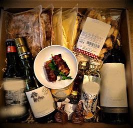 """Die große """"Christian - Überraschungs-Box"""" - Online-Geburtstags-Tasting mit dem Chef....."""