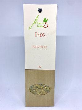 Paris-Paris!  - Gewürzmischung für Dips und vieles mehr....