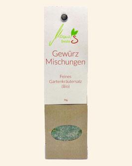 Feines Gartenkräutersalz (Bio)