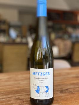 Metzger Grauburgunder 12% Alc.