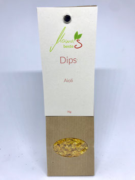 Aioli - Gewürzmischung für Dips