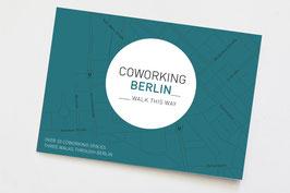 Coworking Berlin Map