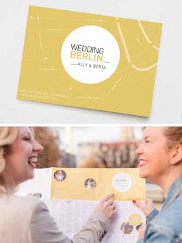 WeddingBerlin Map
