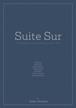 """""""Suite Sur"""" Libro y CD."""