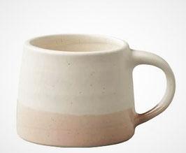 Tasse café tricolore Rose 110ml - Kinto