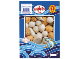 73106 Mixed Fish Ball 200g