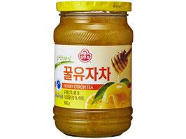 Honig-Zitrone Tee   500 G