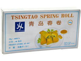 71104 Vegetable spring rolls 60*15g