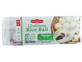 71102 Glutinous rice ball & sesame paste 200g
