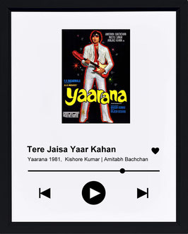Bollywood Spotify Lijst