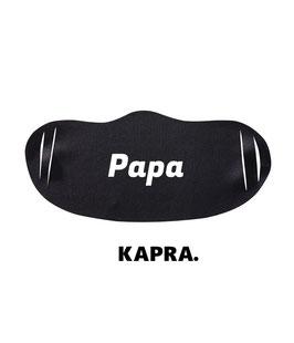 Papa  Mondkapje