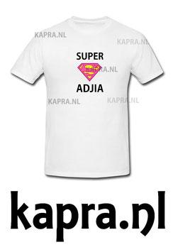 SUPER Adjia Tshirt