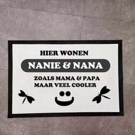 DEURMAT NANIE NANA