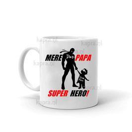 Mere Papa Super Hero Mok