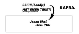 Alleen Naam Rakhi