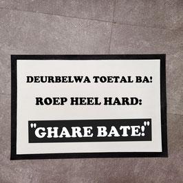 DEURMAT GHARE BATE