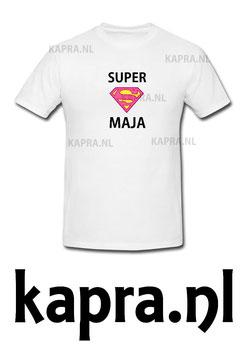 SUPER MAJA Tshirt