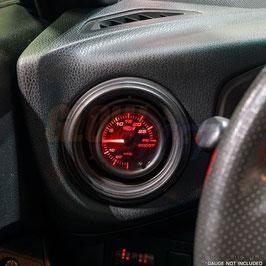 2012-2016 Subaru BRZ + Toyota GT68 Gauge Halterung Lüftungsschacht
