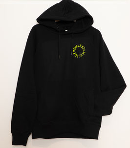 wear.lebensenergie Mentality Hoodie BLACKOUT EDITION