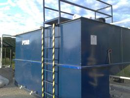 PTAR Planta de tratamiento de aguas residuales