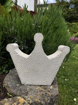 Relief-Krone natur -klein-