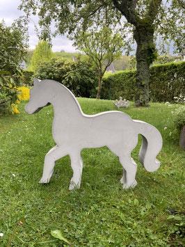 Großes Pferd