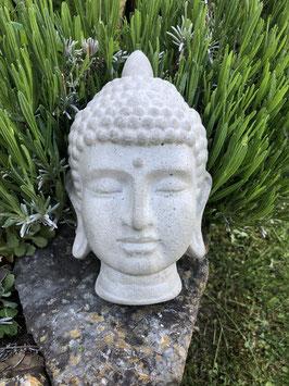 Buddha-Büste -natur-