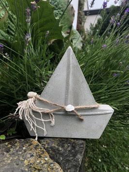 Natur Segelboot -klein-