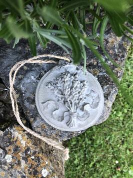 Lavendel-Bild zum Hängen