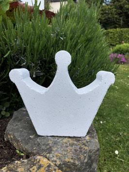 Weiße Krone -klein-