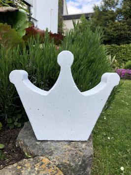 Weiße Krone -groß-