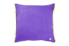 PURPLE - STRICTLY LIMITED OVERSIZE 60 cm x 60 cm