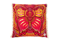 BUTTERFLY - 90 cm x 90 cm FLOOR CUSHION OVERSIZE STRICTLY LIMITED