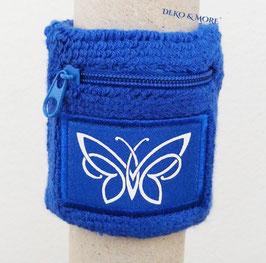 Schweißarmband für Kinder mit Reißverschluss Personalisierung möglich