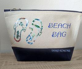 Beach Bag Maritim Tasche für Strand und Bar