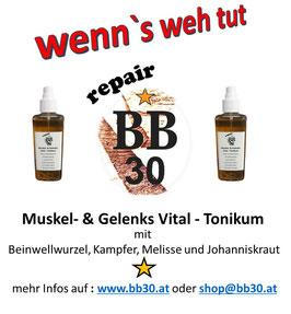 NEU ! Muskel- & Gelenks Vital - Tonikum   200ml Sprühflasche