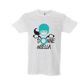 T-shirt  BASICA BIANCA DONNEINSELLA
