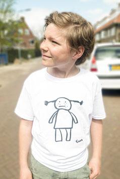 PIPI PUINHOOP - Eus shirt voor jongens