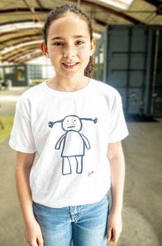 PIPI PUINHOOP - Eus shirt voor meisjes