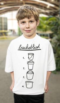 BUCKETLIST - Eus shirt voor jongens