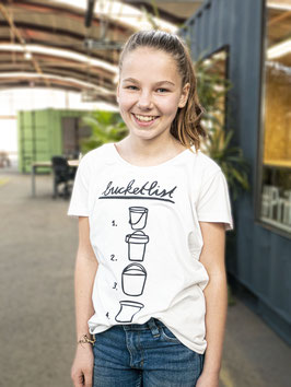BUCKETLIST - Eus shirt voor meisjes