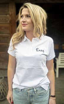EUS Polo Shirt - WIT