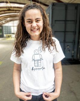 EGOPOPPETJE - Eus shirt voor meisjes